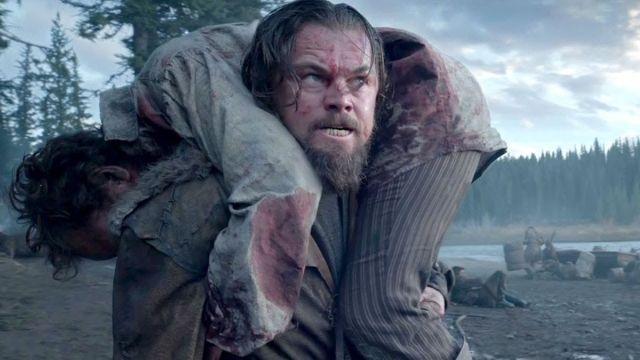 Leo DiCaprio dorme in carcasse dellanimale morto, mangia il fegato crudo tutto per il suo primo Oscar