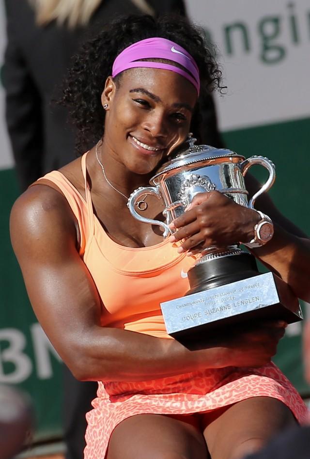 Serena Williams che data co fondatore Alexis Ohanian di Reddit