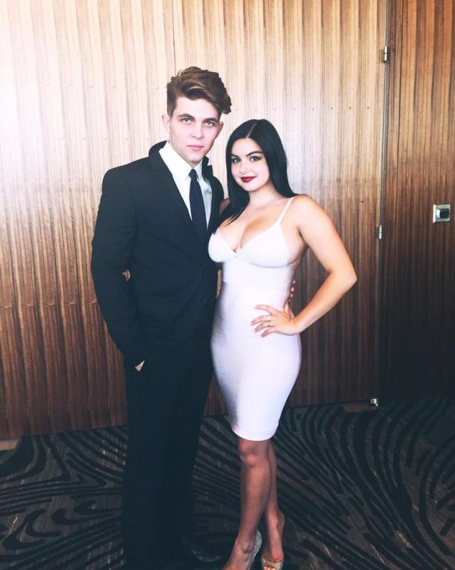 Linverno di Ariel ha preso il suo ragazzo alle nozze