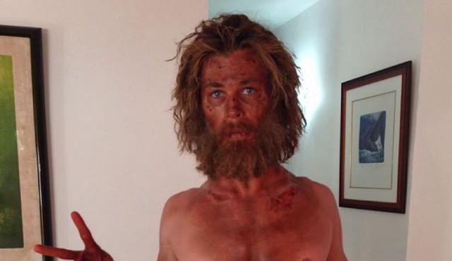 Chris Hemsworth si è restretto alla dimensione di un uomo normale