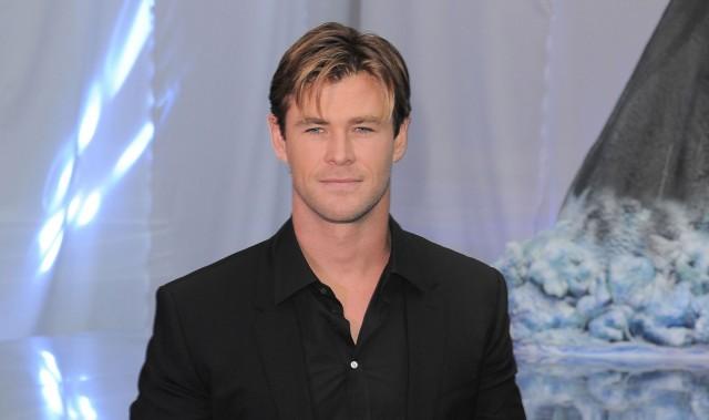 Chris Hemsworth è Nizza un ragazzo e pagato debiti dei suoi genitori con i fondi Thor
