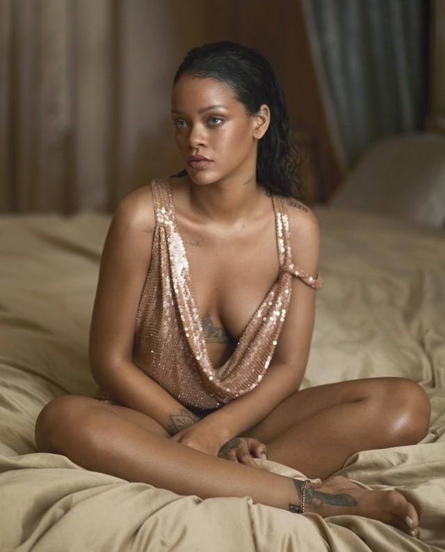 Rihanna non non feuding con Beyoncé, è interamente circa lei