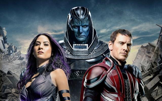 Parliamo del ` X Men: Rimorchio di apocalisse