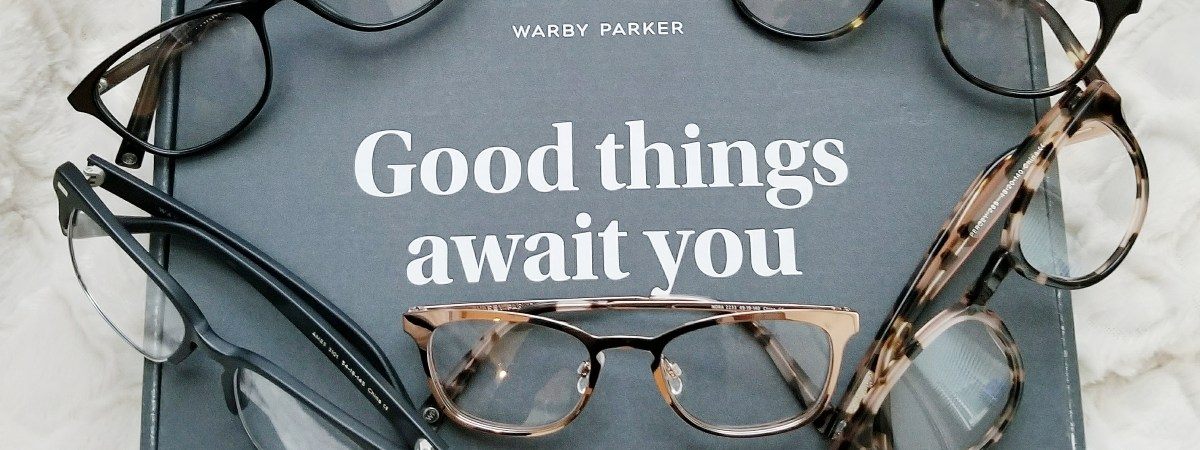 Warby Parker Glasses At Home Try On