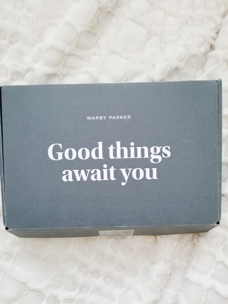 Check out how you can try on five different pairs of glasses from Warby Parker so you can find your new frames without having to go to your eye doctor's office!