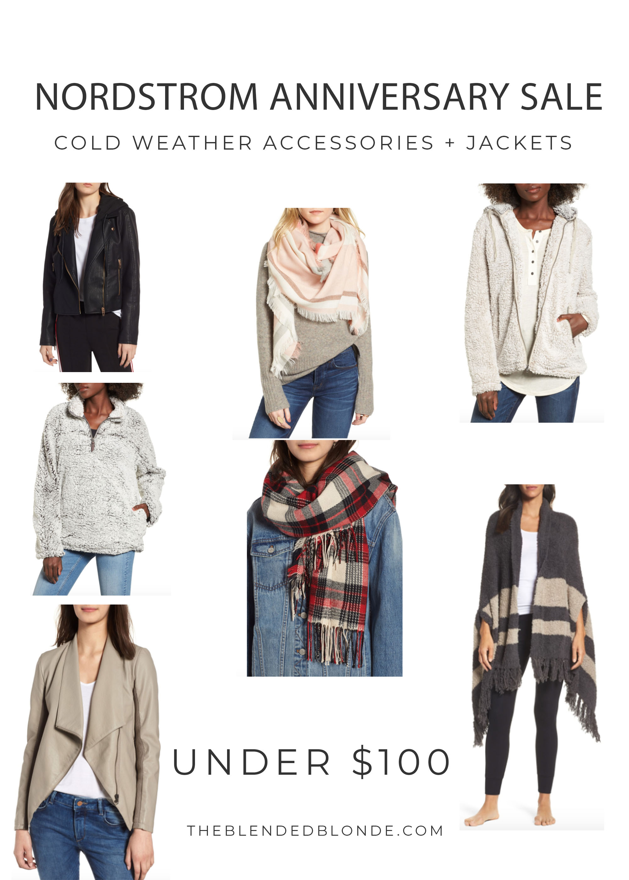 top cold weather picks from the Nordstrom Anniversary Sale 2018