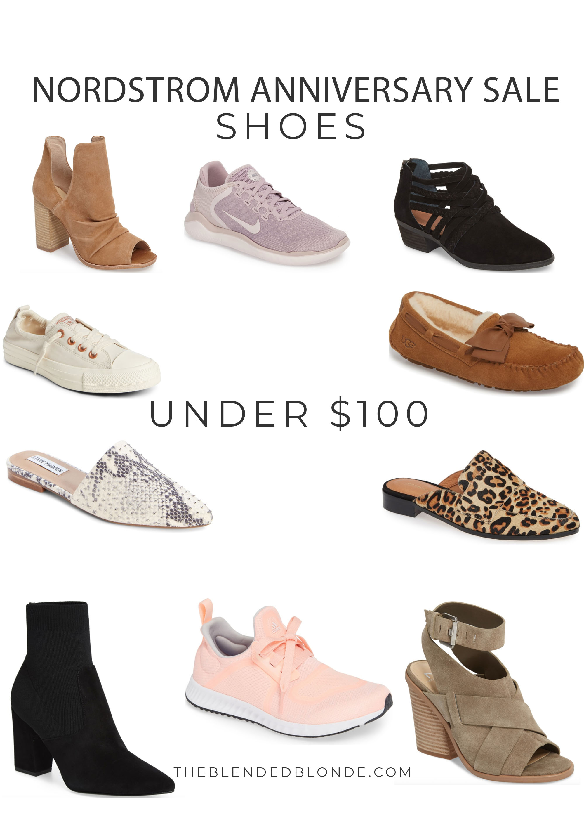 TOP SHOE PICKS FROM THE NORDSTROM ANNIVERSARY SALE 2018