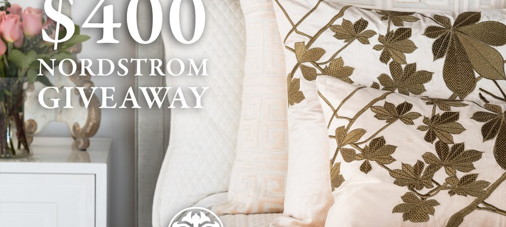Lili Alessandra Nordstrom Gift Card Giveaway
