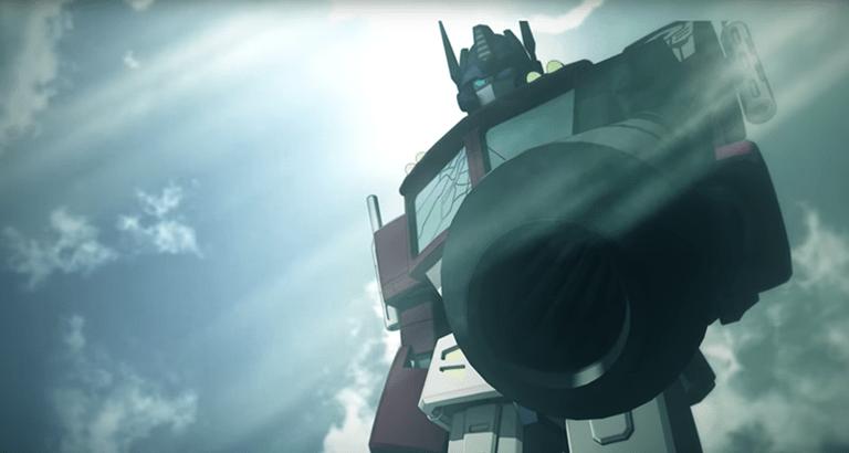 transfromers combiner wars, machinima, theblerdgurl, animation,