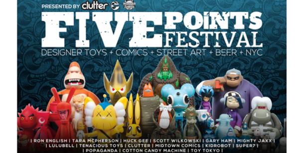 theblerdgurl, fivepointsfest, comics