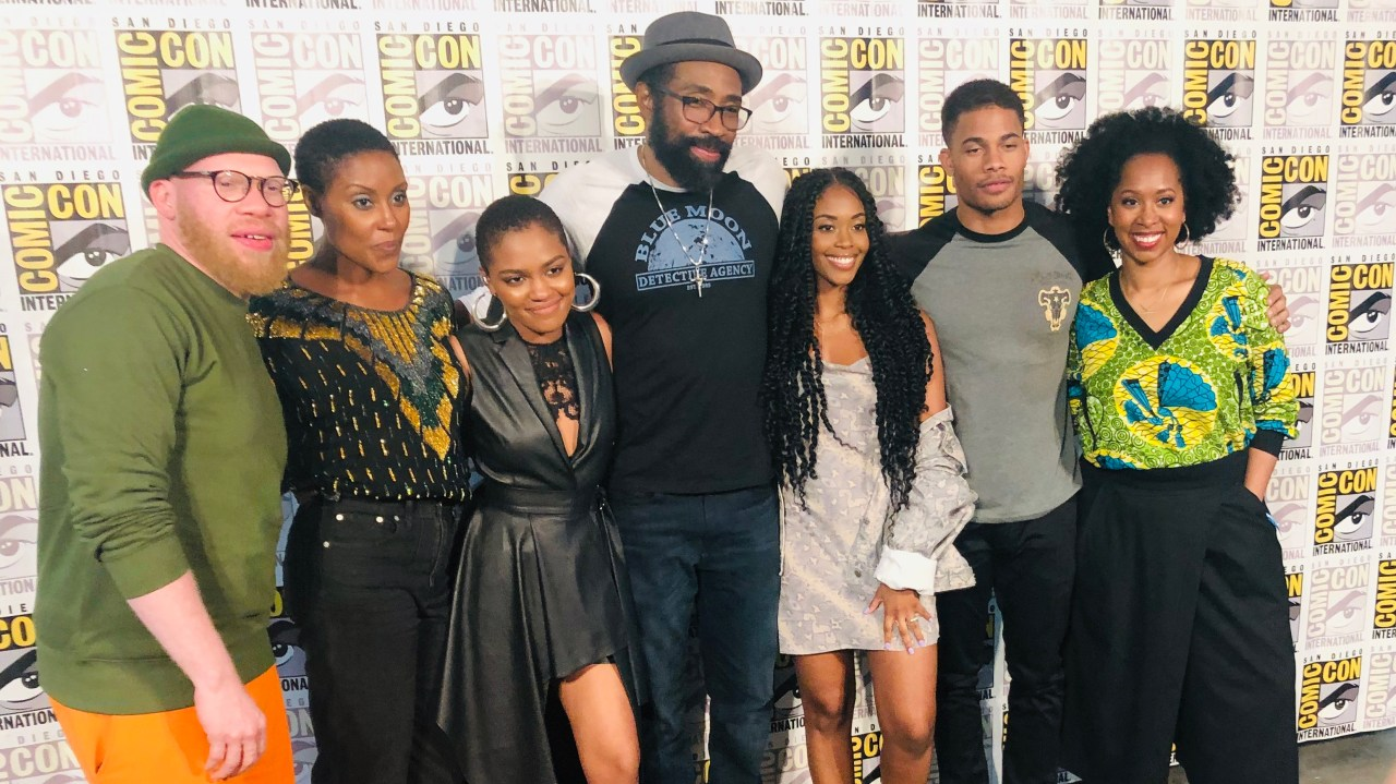 blacklightning, sdcc, thecw, wb, theblerdgurl