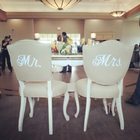 How sweet are these chairs?