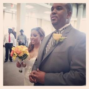 Mr. and Mrs. Wilson!