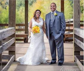 Mr. and Mrs. Wilson | Photography by Fusion Photography