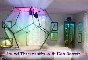 Music as Medicine with Deb Barrett at Sound Therapeutics, Duxbury, ma.