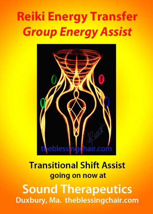 Reiki Energy Assist
