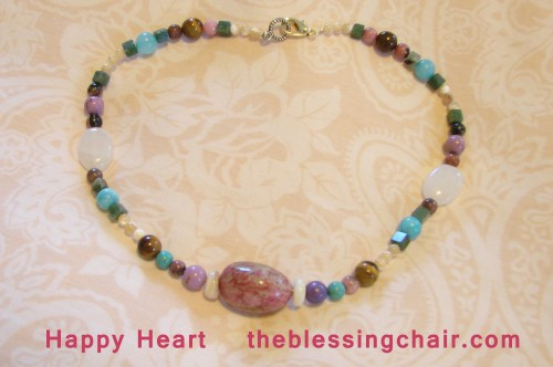 Purpose:  Stones: Blood stone, Tiger's Eye, Mother of Pearl, Quartz, Rhodonite