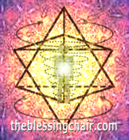 Divine Light Body Vehicle Sacred Geometry's Star Tertahedron