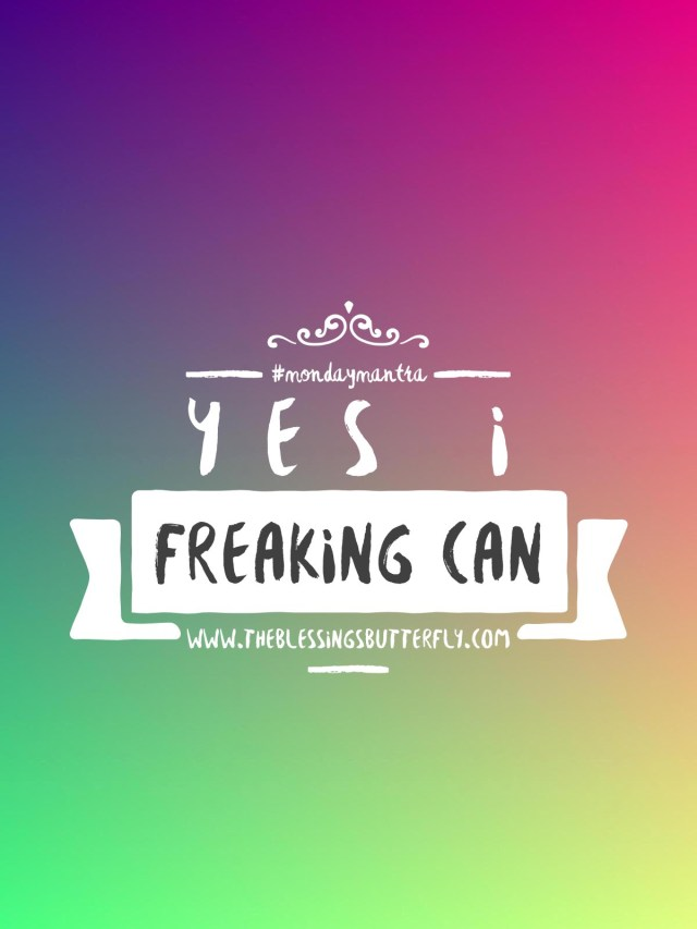 Yes I freaking can.