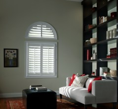 Top Arch Extended Shutter