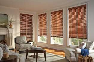 Wood Blinds Newport Woods