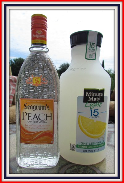 seagrams peach punch