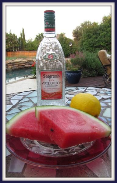 Seagram's Spiked Watermelon Lemonade