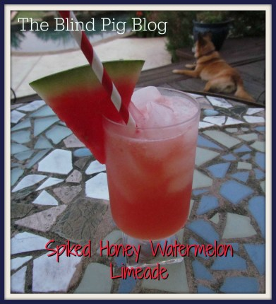 spiked honey limeade2