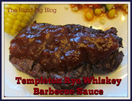 templeton rye whiskey barbecue sauce