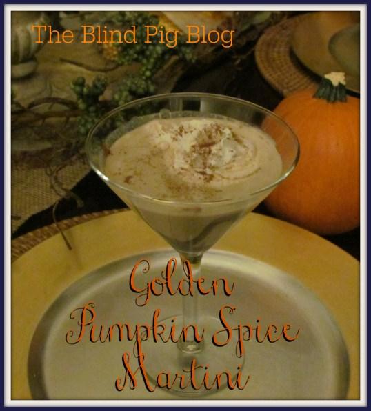 pumpkin spice martini 4