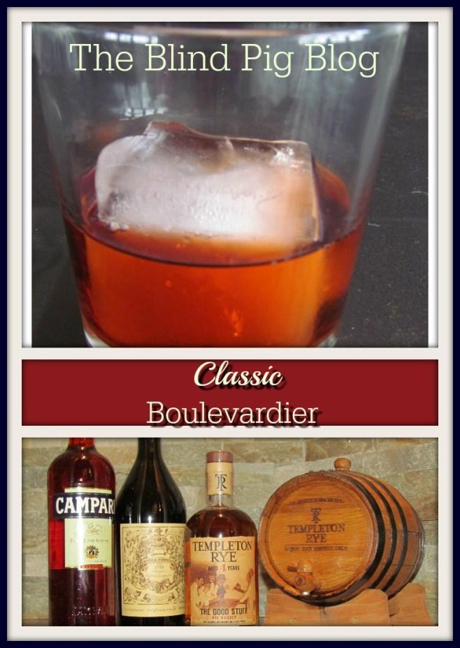 classic boulevardier