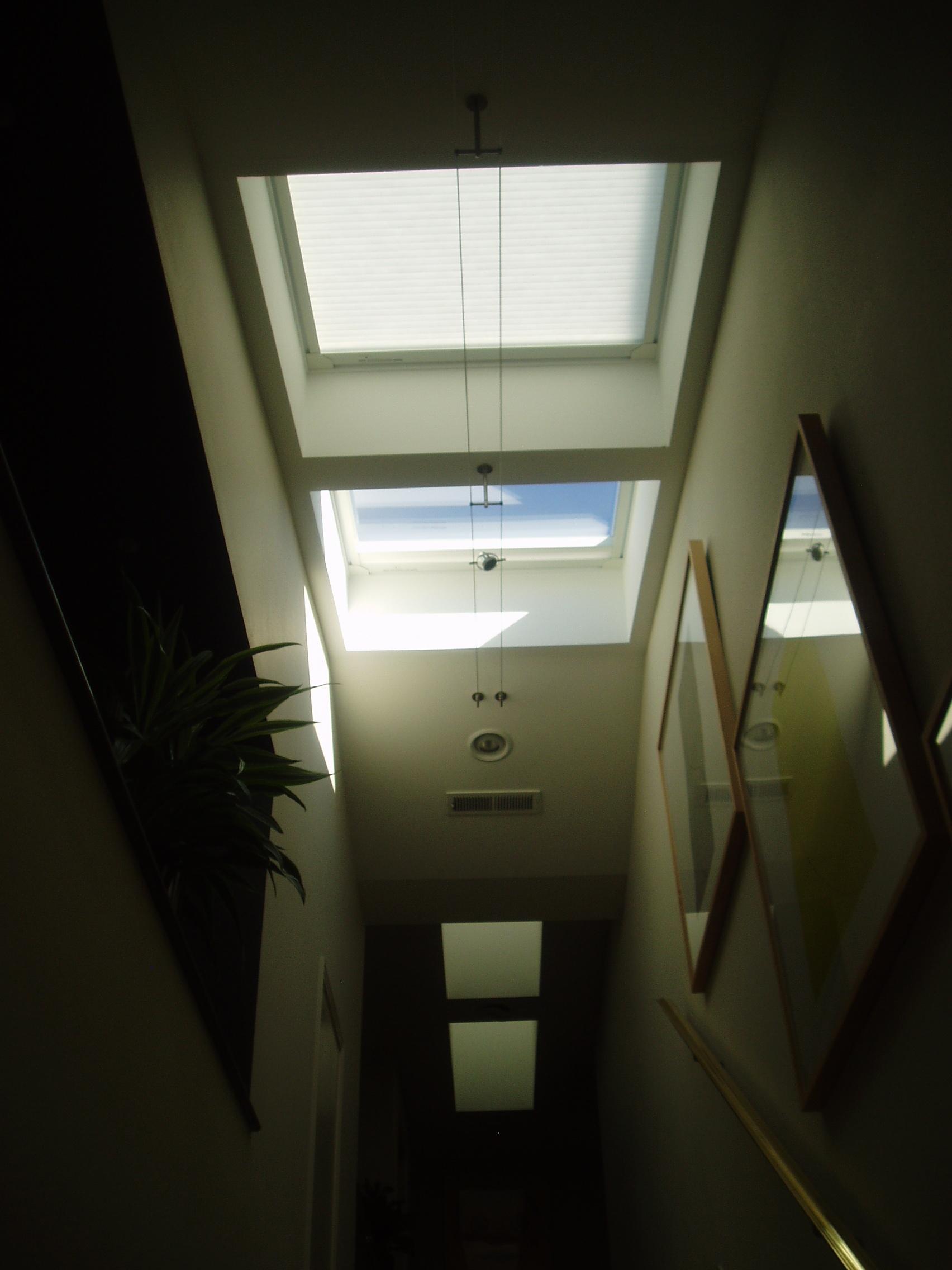 Skylights The Blind Spot Inc