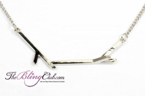 theblingclub.com gorgeous polished silver branch necklace