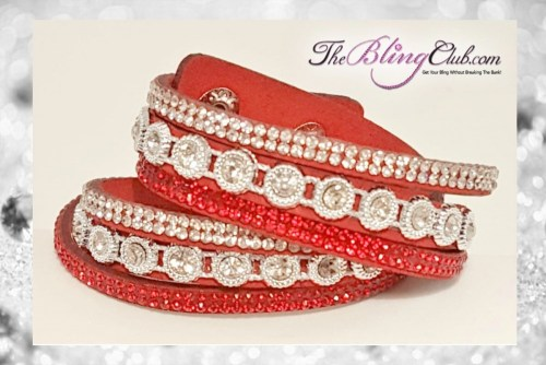 theblingclub-com-modern-antique-red-wrap-vegan-leather-crystal-bracelet