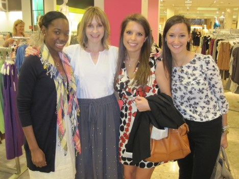 group with Rebecca Taylor