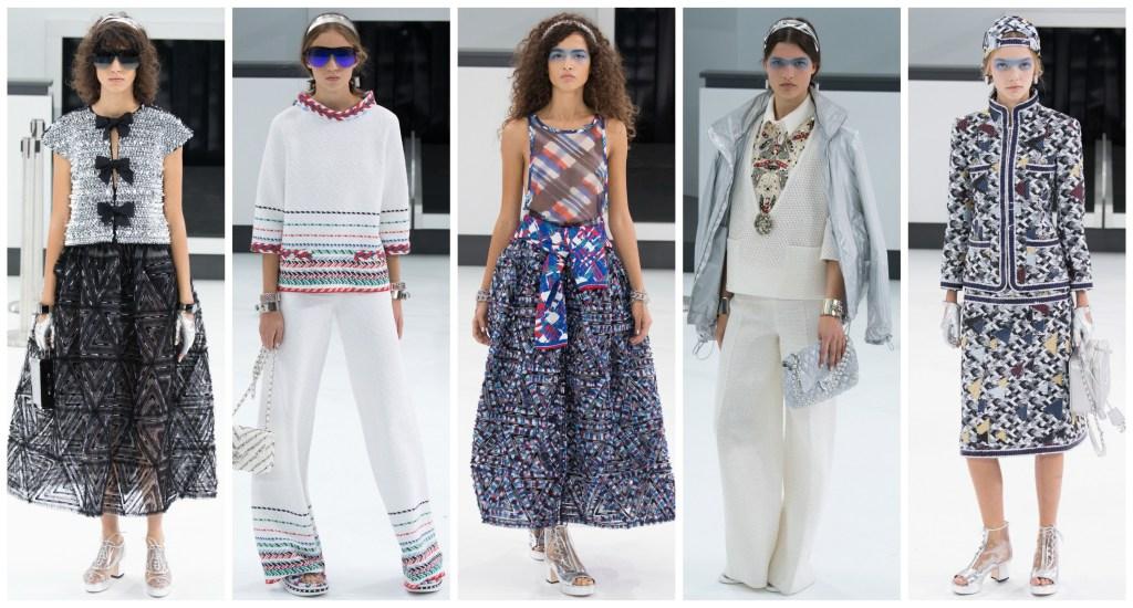 Chanel, Chanel runway show, Chanel Spring 2016, Paris Fashion Week, PFW, Karl Lagerfeld