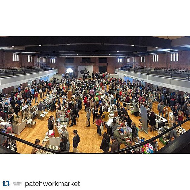 Durham Patchwork HOLIDAY Market - such a huge success!