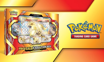 Unboxing: Pokemon Break Evolution Box featuring Arcanine