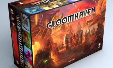 Gloomhaven – General setup
