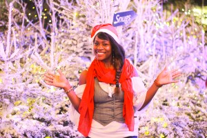 the blog abroad, oxford street, christmas in london