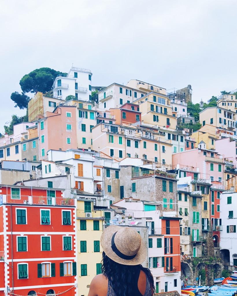 Riomaggiore, Cinque Terre | TheBlogAbroad.com