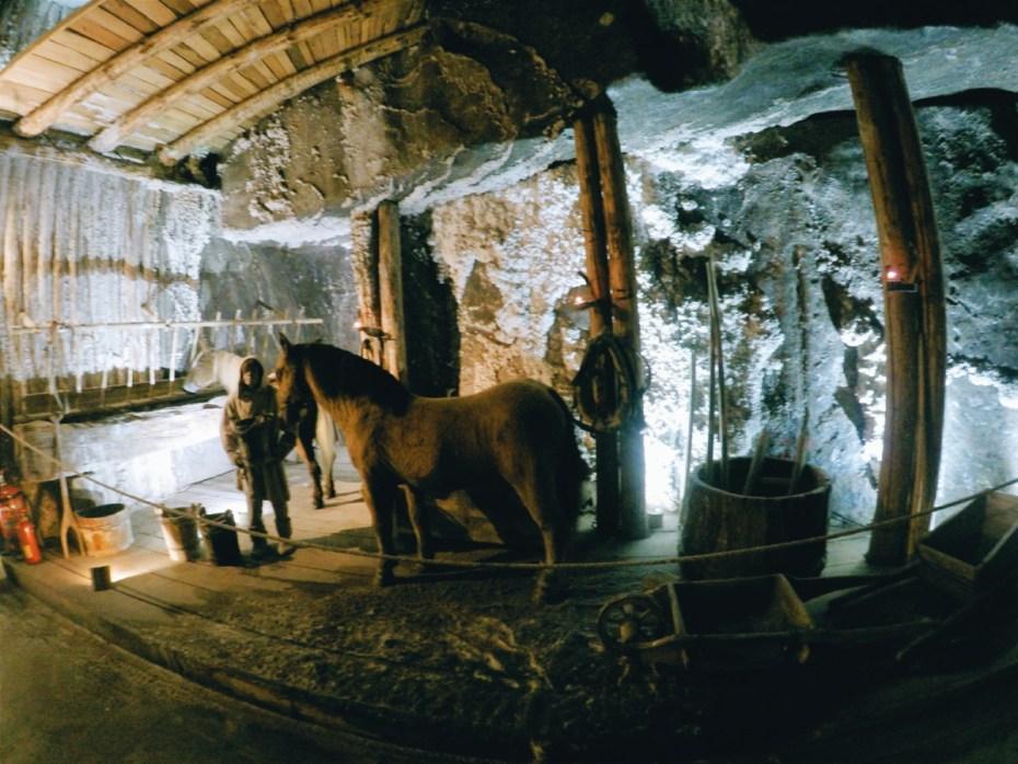 Krakow Salt Mine | TheBlogAbroad.com