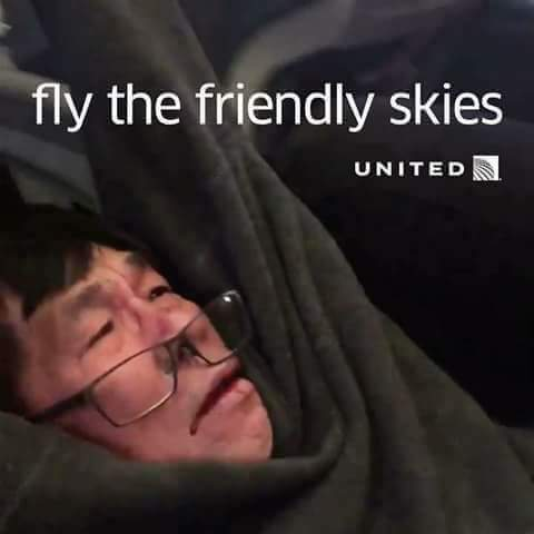 How To Avoid Being Dragged Off A Plane By United Airlines
