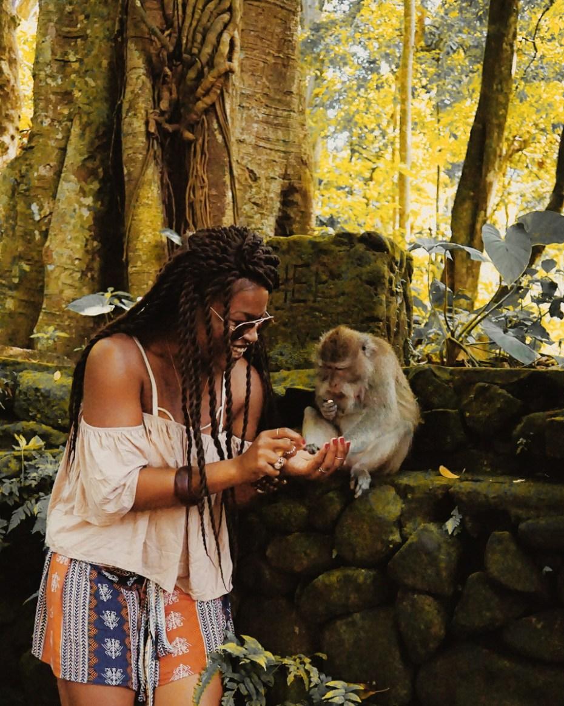 Monkey Forest, Ubud, Bali | TheBlogAbroad.com