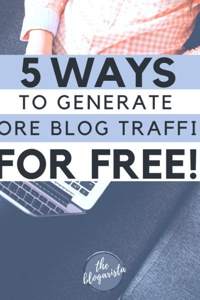 5 things you can do to increase pageviews to your blog