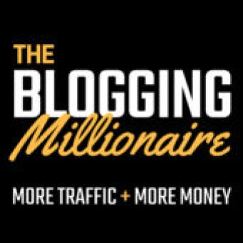 blog millionaire cover art