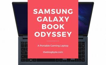 Samsung Galaxy Book Odyssey