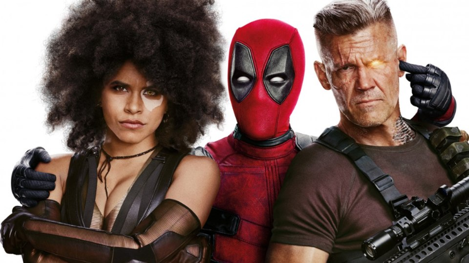 Deadpool 2 (2018): Movie Review