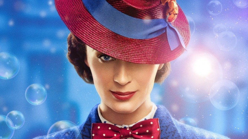 Mary Poppins Returns – Never Change