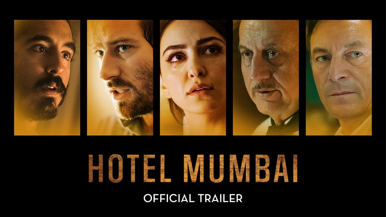 Shorty: Hotel Mumbai